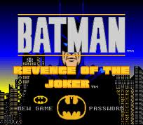 Jogo Batman Revenge of the Joker Online Gratis