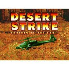 Desert Strike – Return to the Gulf for snes online