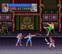 Double Dragon 2 Snesfun Play Retro Super Nintendo Snes Super