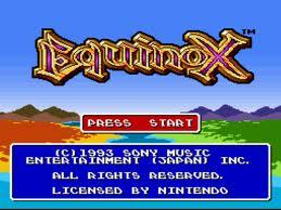 Equinox: Solstice 2