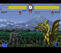 Godzilla - Kaijuu Daikessen