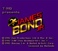 James Bond Jr.