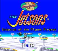 Jetsons : Invastion of the Planet Pirates
