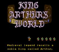 King Arthurs World
