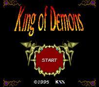 Majyuo - King of Demons