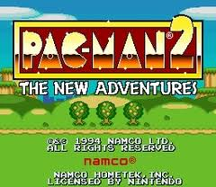 Pac Man 2 – The New Adventures
