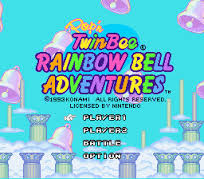Pop'n TwinBee 2: Rainbow Bell Adventures