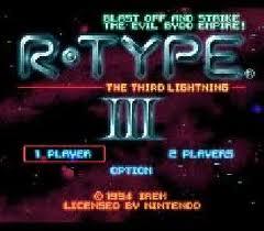 R-Type III – The Third Lightning