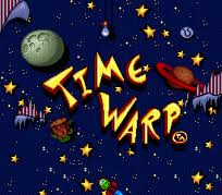Ren and Stimpy – Time Warp