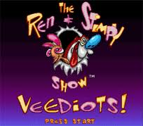 Ren and Stimpy - Veediots