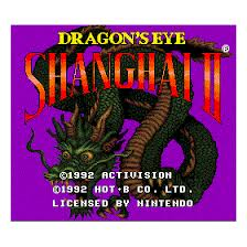 Shanghai 2 – The Dragons Eye