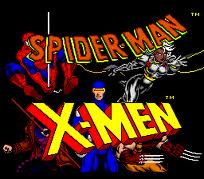 Spider-Man and the X-Men in Arcades Revenge