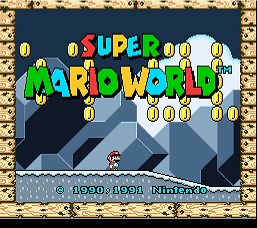 Super Mario World - Cold Mario Edition (SMW1 Hack)