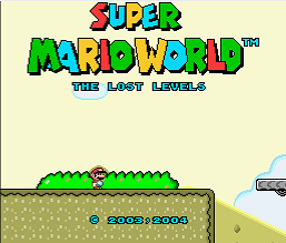 Super Mario World - Lost Levels 1st Demo, The (SMW1 Hack)