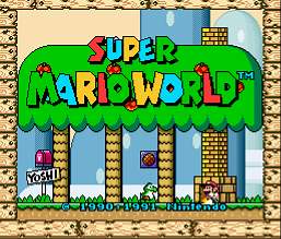 Super Mario World - Mario Level Demo (SMW1 Hack)