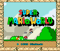 Super Mario World - Super Mario Bros. 4