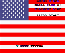 Super Mario World Plus 5 – Training Days (SMW1 Hack)