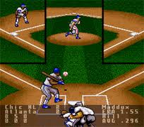 Super RBI Baseball