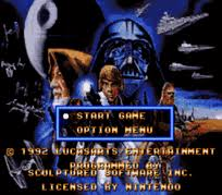 Super Star Wars – Super Nintendo
