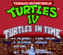 Teenage Mutant Ninja Turtles 4 – Turtles in Time