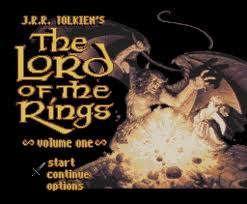 The Lord of the Rings - Volume One