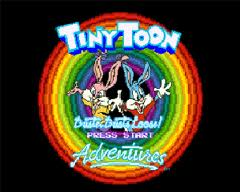 Tiny Toon Adventures: Buster Busts Loose!
