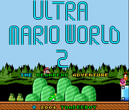 Ultra Mario World 2 - Demo 1 (SMW1 Hack)