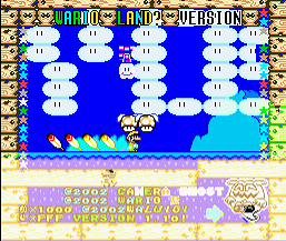 Wario World Subcon (Hack)