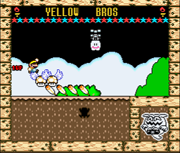 Yellow Bros (SMW1 Hack)
