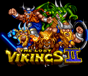 Lost Vikings II