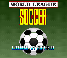 World League Soccer